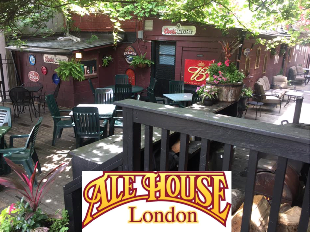 ale house patio